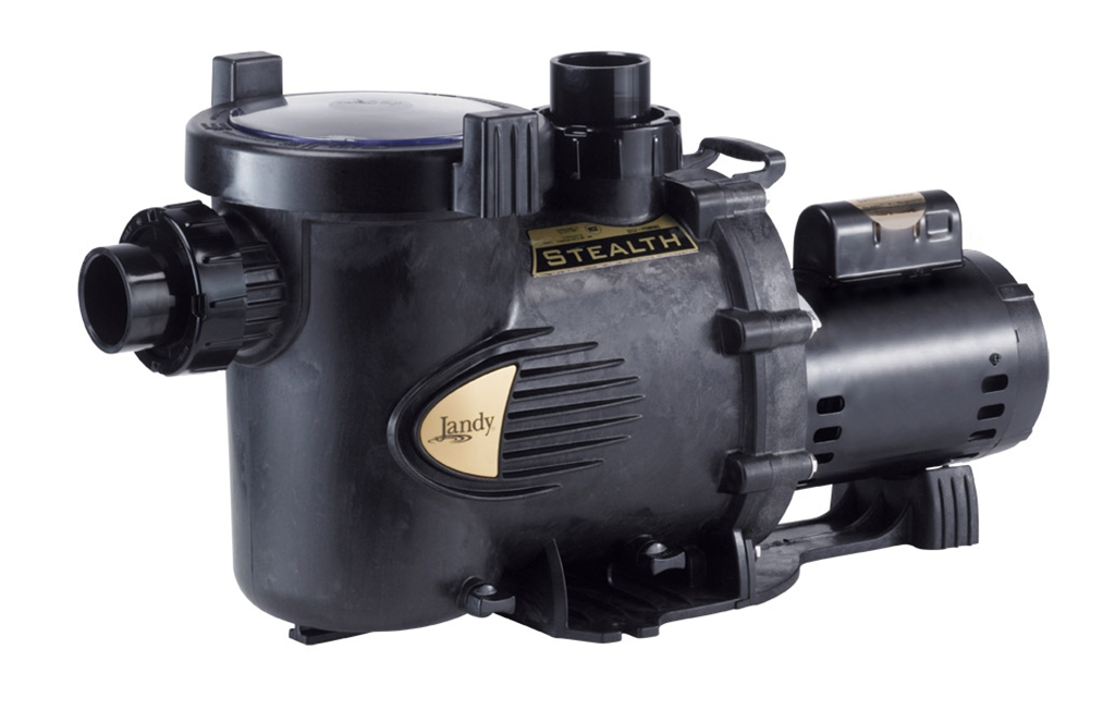 Stealth 1.0 HP Series Pump - Single Speed